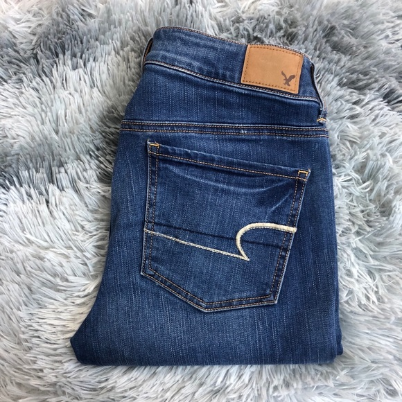 American Eagle Super Stretch Jegging Women Size 6